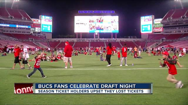 Some Tampa Bay Buccaneers fans aren-t excited about next season after…