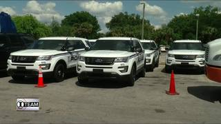 City fleet has hundreds of underused vehicles