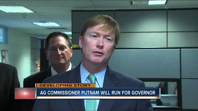 Daughter of ex-Florida governor Graham seeks his same seat