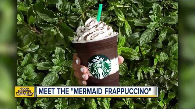 Now You Can Order a Mermaid Frappuccino at Starbucks