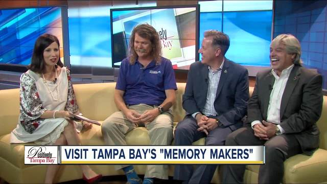 Positively Tampa Bay- Tourism Memory Makers
