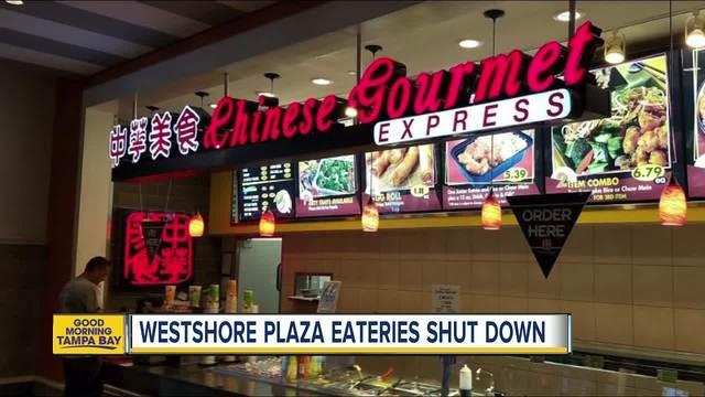 Aventura Mall Food Court Shut Down