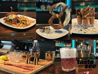 PHOTOS: Drinks, food & fun at District Tavern