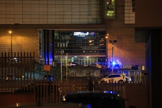 PHOTOS: Deadly concert bombing in Manchester