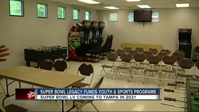 Jackson Heights center gets bigger and better after each Tampa Super Bowl