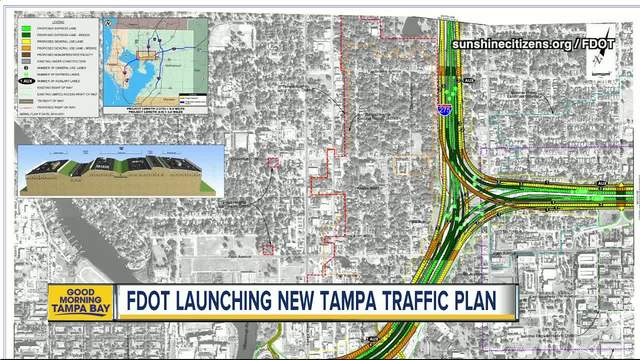 TBX rebranded as Tampa Bay Next toll lanes arent going anywhere