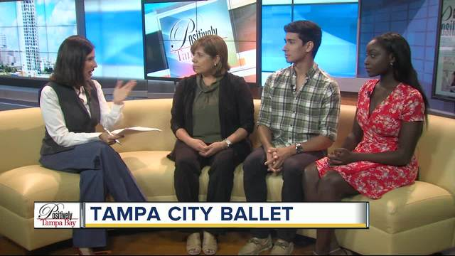 Positively Tampa Bay- Tampa City Ballet