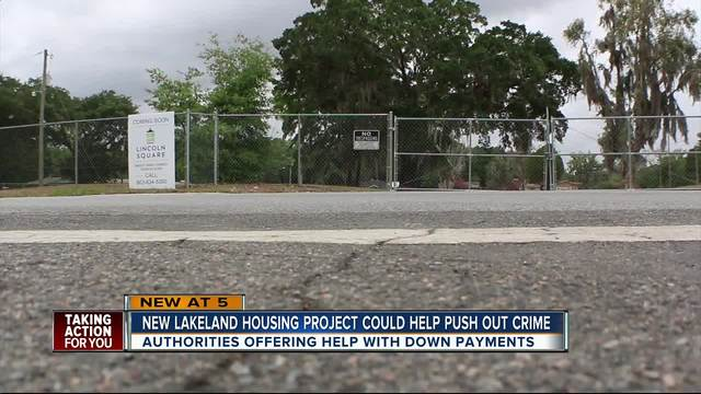 Lakeland CRA offering money-down incentive for new home buyers