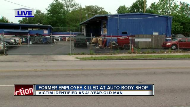 Man killed after shooting outside Tampa auto body shop