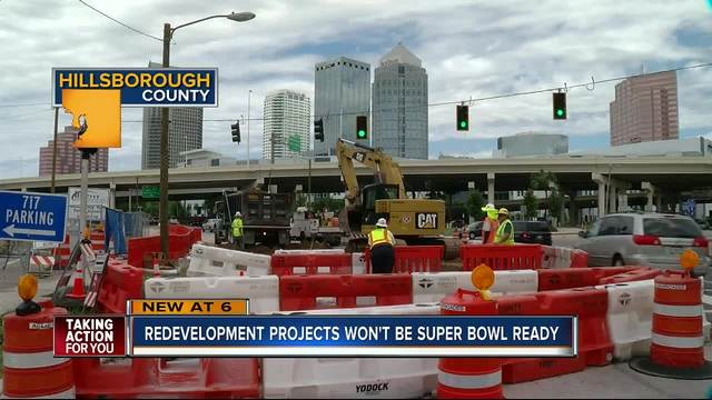 Super Bowl to be relocated to Tampa