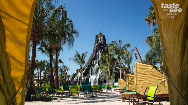 Universal-s Volcano Bay opens for the summer