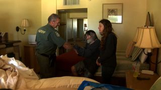Community helps disabled man kicked out of motel
