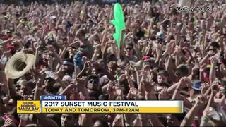 More officers to patrol Sunset Music Festival