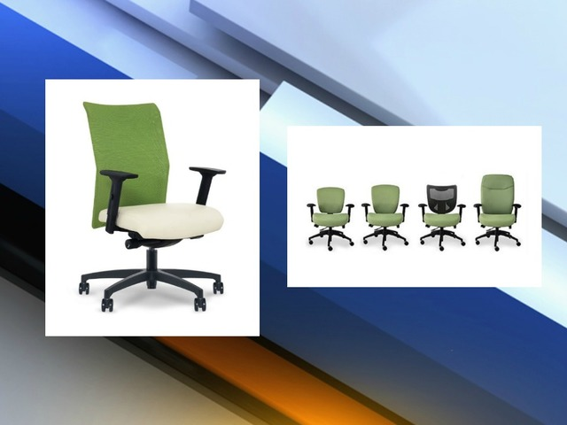 Over 47 000 Office Chairs Recalled Due To Fall Hazard