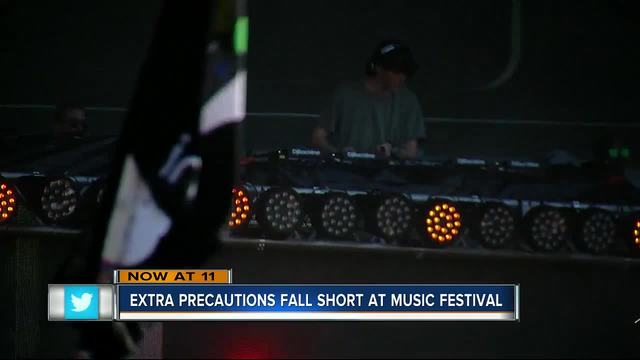 Tampa PD: No major incidents at 2017 Sunset Music Festival