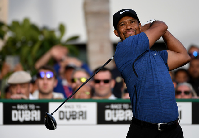 Tiger Woods arrested on drink-driving charge