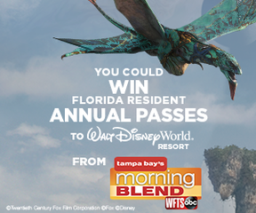 You Could Win DisneyWorld Annual Passes!