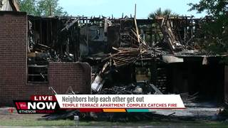 Victim of deadly apartment fire identified