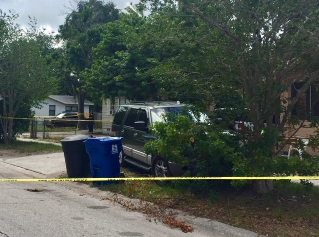 11-year-old shot and wounded child in Florida home