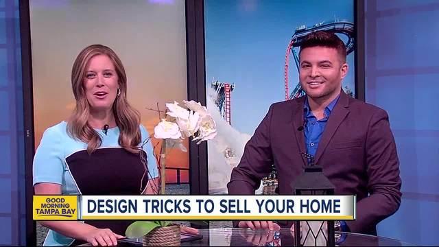 Interior Designer Offers Tips On Ways To Get Top Dollar