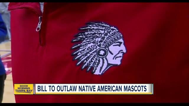 MA bill would ban Native American school mascots
