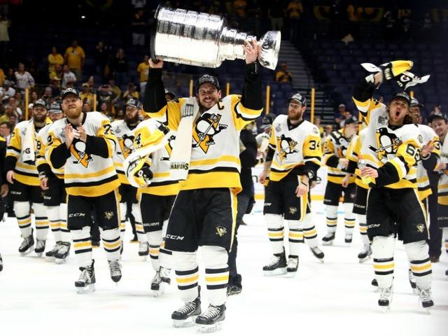 size 40 56c37 81571 Back-to-back champs: Pittsburgh Penguins beat Nashville ...