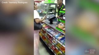 Man records clerk questioning his citizenship
