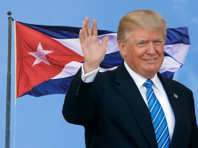 MN lawmakers irked by Trump Cuba plan