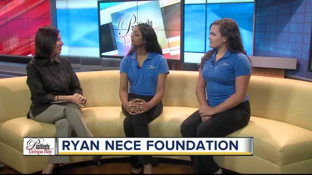 Positively Tampa Bay- Ryan Nece Foundation