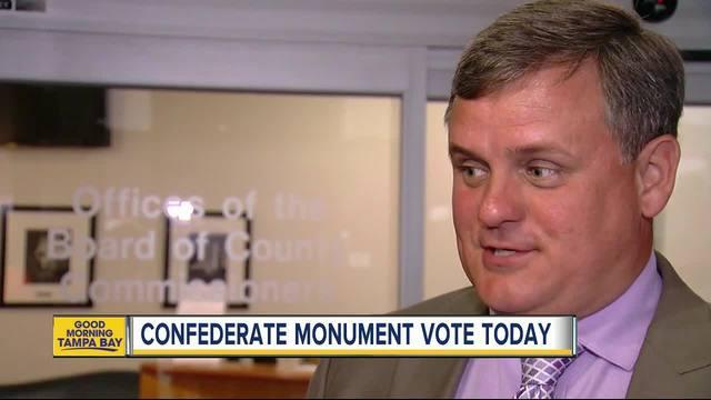 Civil War Confederate Statue Debate