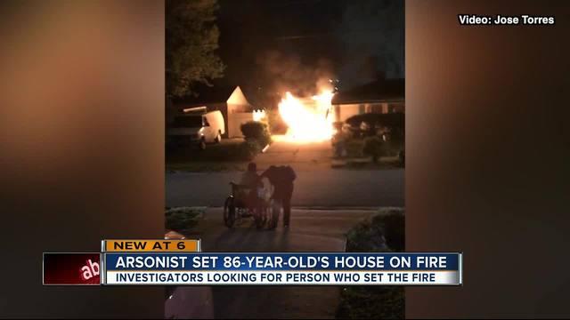 Tampa neighborhood terrorized by arson