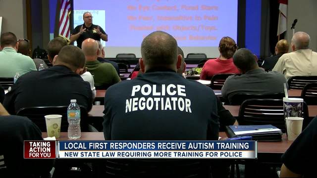 Autism training to become mandatory for Florida law enforcement