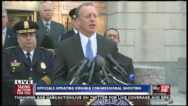 FBI- Gunman in congressional baseball practice shooting acted alone