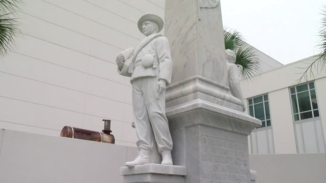 Confederate war memorial removal being discussed - Digital Short
