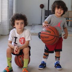 WATCH | Local kids dazzle with basketball moves