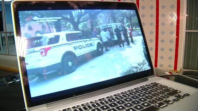 U-S- Postal Service mail truck burglarized in Riverside Heights - Digital Short