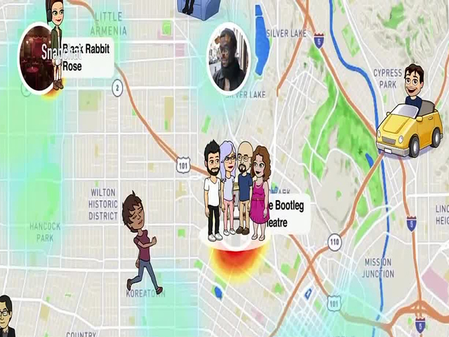 New Snapchat Feature Raises Concerns For Summerfest Attendees - Summerfest grounds map