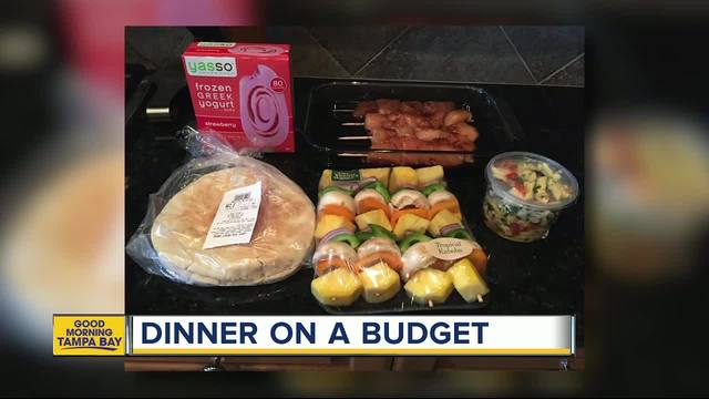 Dinner on a budget- The Fresh Market-s -Little Big Meal Deal- can feed a…