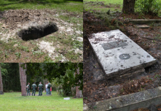 Deputies: 2 grave sites desecrated in Pasco Co.