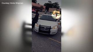 Officer threatens to jail FL man for jaywalking