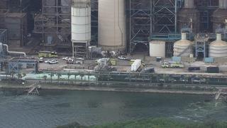 Explosion inside power plant kills 2, injures 4