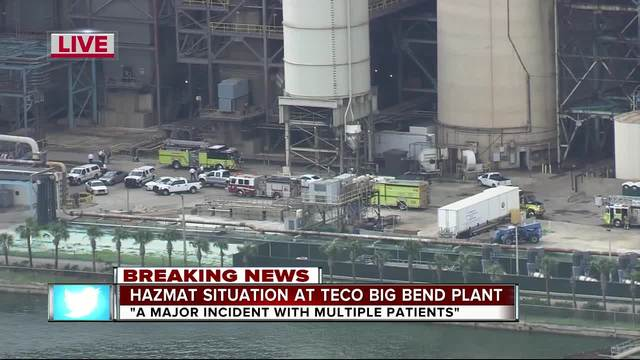 fifth worker dies after industrial accident inside teco u0026 39 s big bend power plant