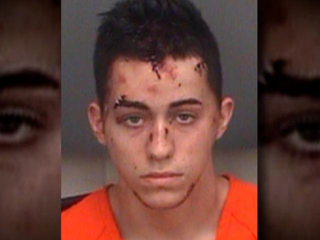 Shot Deputies Two 18-year-old Man While Attacking Women