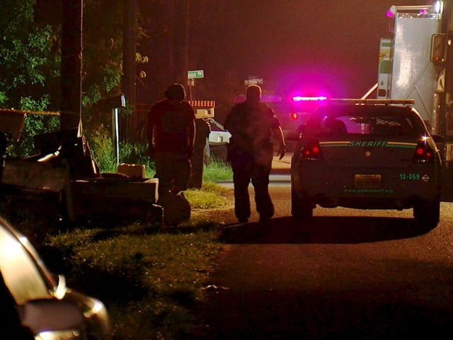 Teen killed in Polk County triple shooting