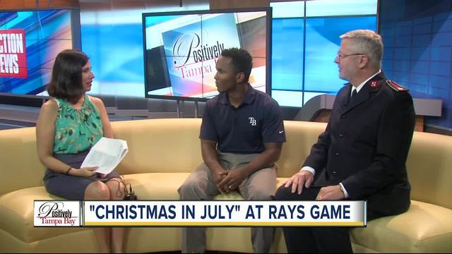 Positively Tampa Bay- Christmas in July