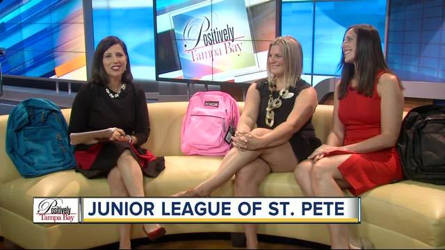 Positively Tampa Bay- Junior League of St- Pete