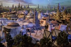 PHOTOS: Disney unveils 'Star Wars Land' models