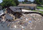 County reclassifies sinkhole homes by repairs