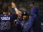 Rays rally in 9th off Casilla to beat Athletics