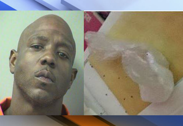 His cocaine was stolen. So this Florida man called the cops
